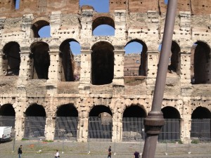 The Coliseum, Rome Italy