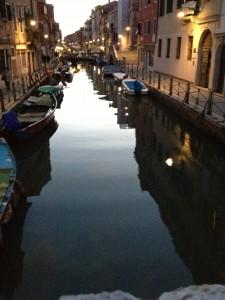 Garibaldi in Venice, Italy