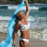 Ocean Yoga, Kauai 1014