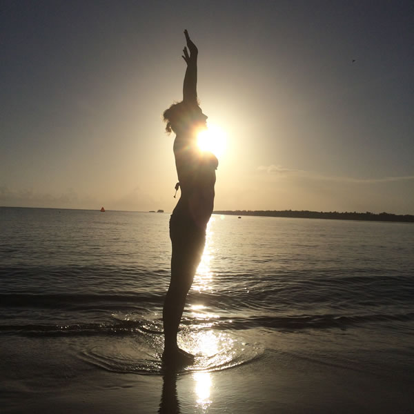 Blue Bay Sunrise at Puerto Plata, Dominican Republic