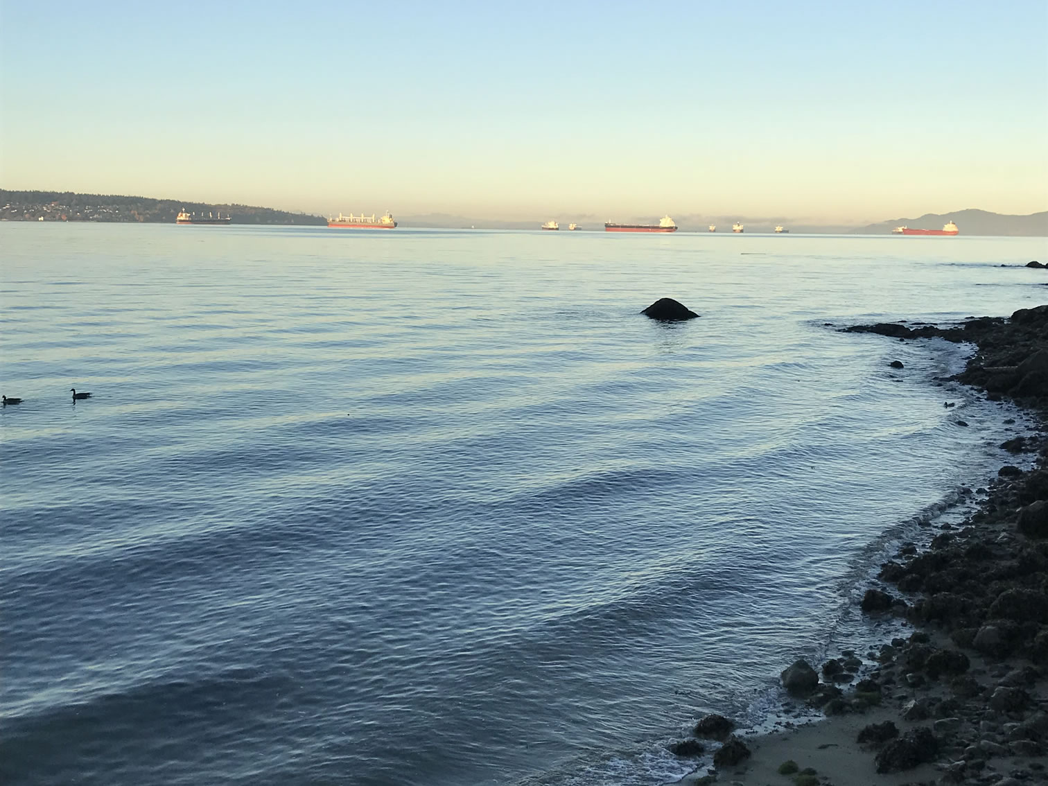 English Bay, Vancouver